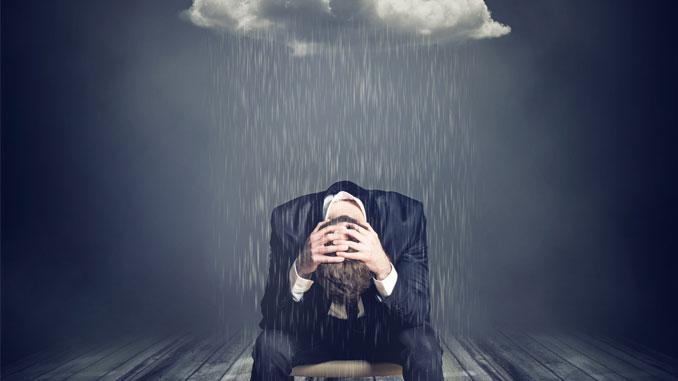 Arbeitslosigkeit zerstört Psyche - © lassedesignen - Fotolia