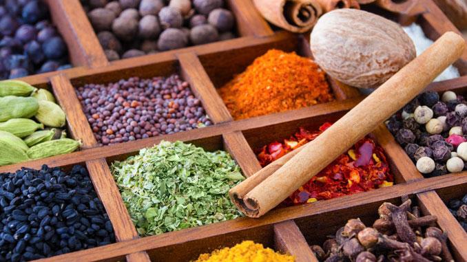 Aromatisierte Lebensmittel - © PhotoSG