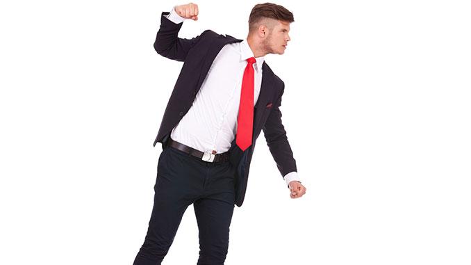 Chef mit zu viel Testosteron - © Viorel Sima