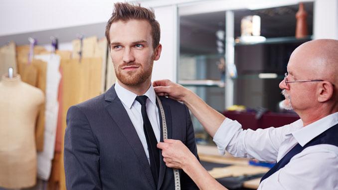 Dein erster Anzug - © pressmaster - Fotolia