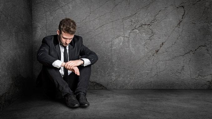 Einsamkeit erhöht Blutdruck - © lassedesignen - Fotolia