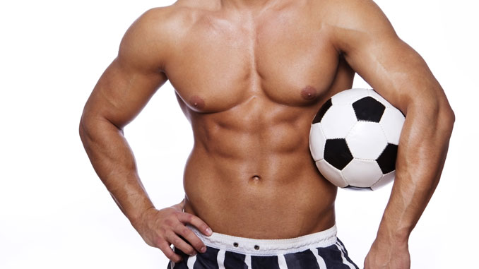 Fußball steigert Testosteron - © Vladimirs Poplavskis - Fotolia