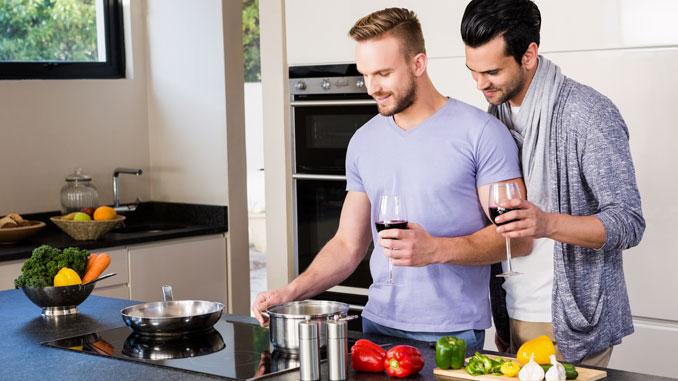Gutes Essen macht attraktiver - © WavebreakMediaMicro