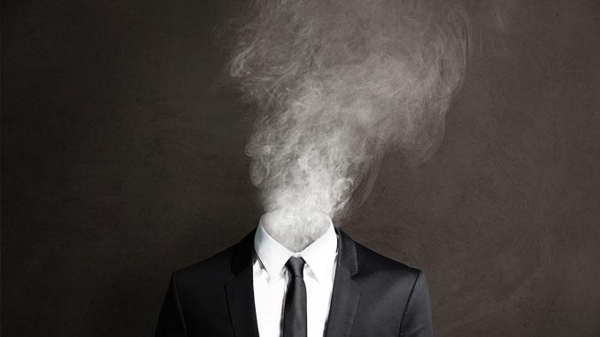 Kopfschmerzen behandeln - © lassedesignen - Fotolia