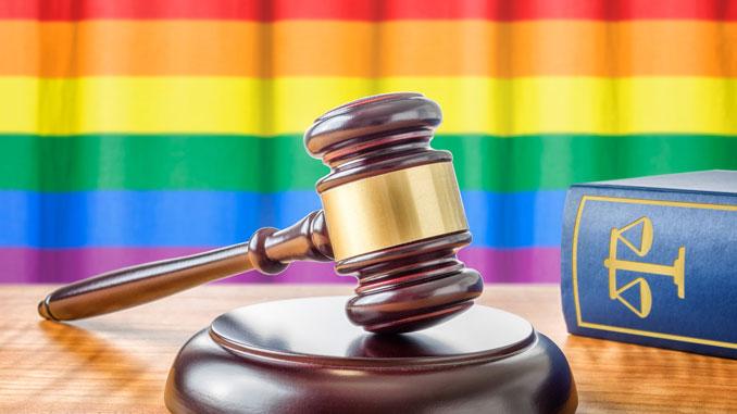 Löschung homophober Urteile - © Zerbor