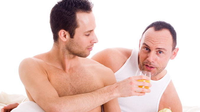 Schlaue Männer Gesünder? - © DNF-Style - Fotolia