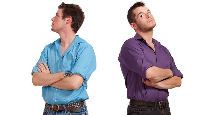 Schwule Beziehungsprobleme - © Nicholas Piccillo - Fotolia