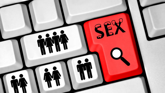 Sexseiten ziehen User an - © giadophoto - Fotolia