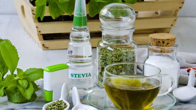 Stevia ersetzt Zucker - © pat_hastings
