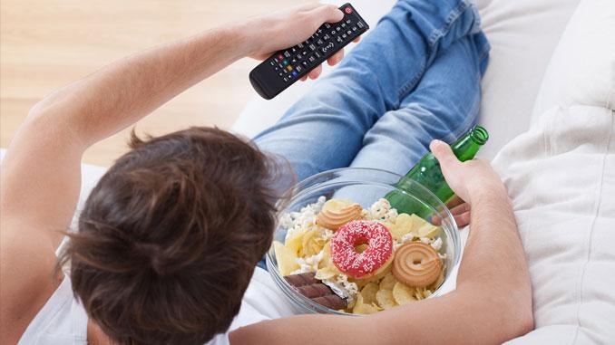 TV verkürzt dein Leben - © Photographee.eu - Fotolia