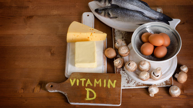 Vitamin D für dunkle Jahreszeit - © bit24