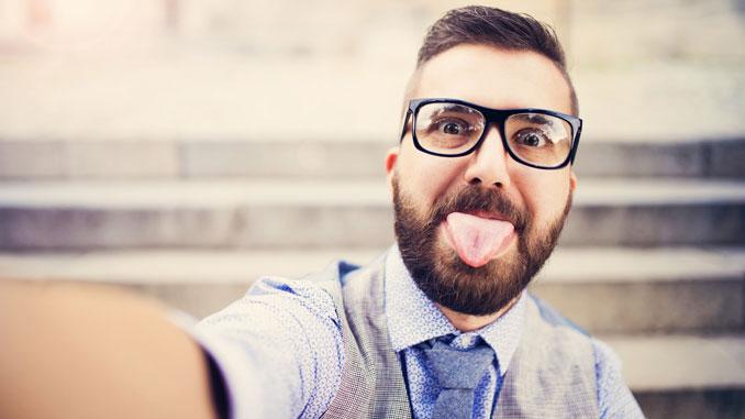 Zu kurze Zunge - © Halfpoint - Fotolia