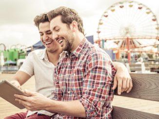 Glückspiel für Single und Paare | © oneinchpunch - stock.adobe.com