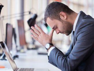 Stress im Beruf | © .shock - stock.adobe.com